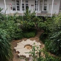 Escuela de Arte Murcia - Patio interior