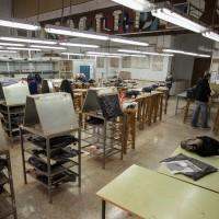 Escuela de Arte Murcia - Aula de Escultura