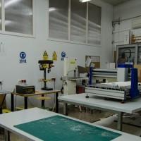 Escuela de Arte Murcia - Máquina de control numérico