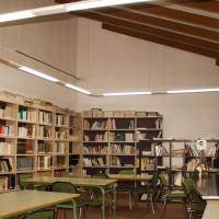 Escuela de Arte Murcia - Biblioteca