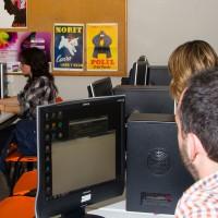 Escuela de Arte Murcia - Aula de Gráfica Interactiva