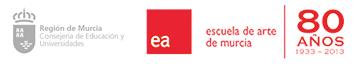Logotipo Escuela de Arte Murcia