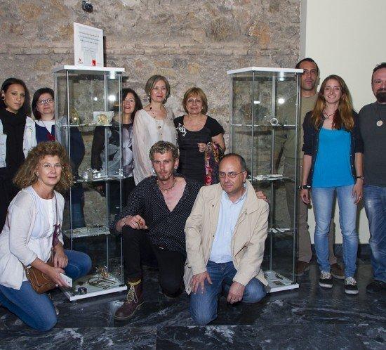 Exposición Joyería Al-Andalus- Jesús de Francisco. 22-4-16-18