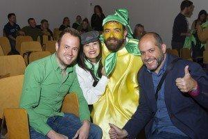 Feria Limón- Jesús de Francisco. 14-4-16